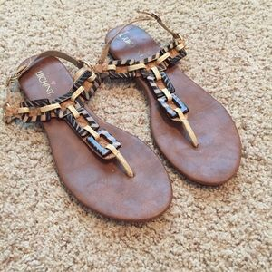 Luichiny Shoes - Luichiny Brown Sandals