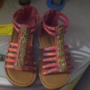Other - FINAL PRICE/ Beaded Sandals