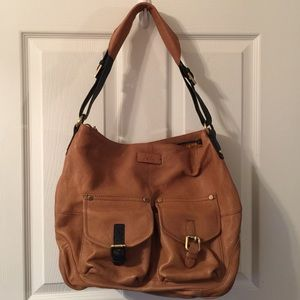 Joules Handbags - Joules large leather hobo bag