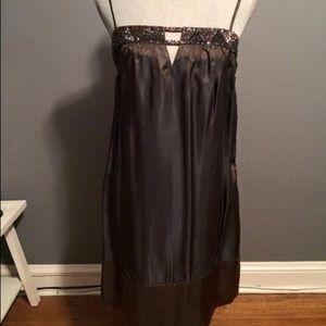 ABS Allen Schwartz Dresses & Skirts - Gorgous beaded ABS dress (never worn)