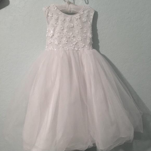 1cb18442a Bella by marmellata Dresses | White Flower Girl Dress | Poshmark