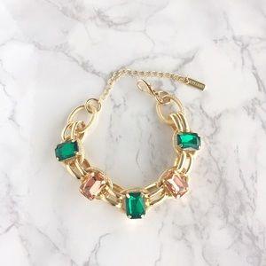 Jewelmint Jewelry - NEW Jewelmint Bejeweled Link Bracelet