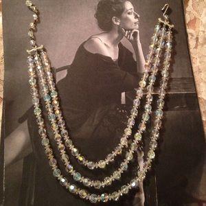 Host Pick ❤️ AURORA BOREALIS necklace Antique
