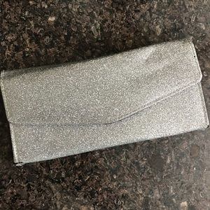 Handbags - Sparkly Tri-Fold Wallet