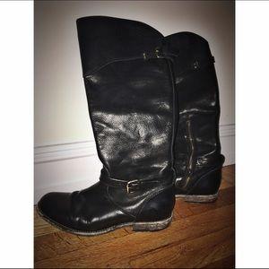 FINAL PRICE Black Frye Boots