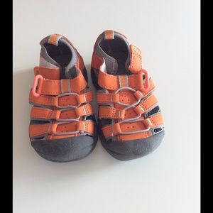 Jumping Beans Other - Toddler Orange Sandals