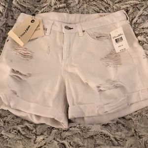 Rag and bone rebel shorts 25