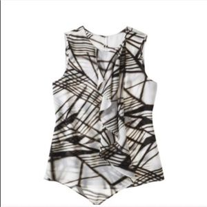 3.1 Phillip Lim for Target Tops - 3.1 Phillip Lim for Target Ruffle Tank NWT, Sz S
