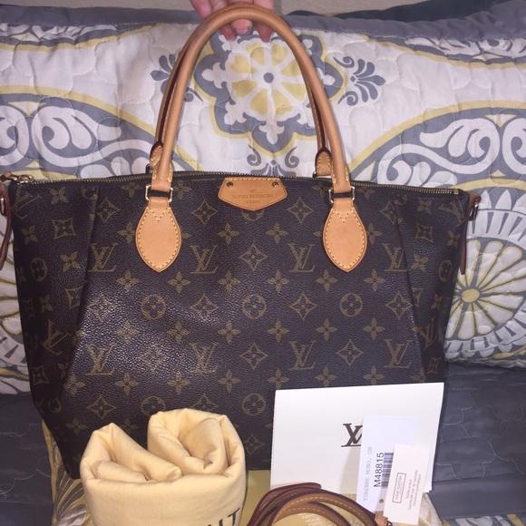 3a01540e0505 Louis Vuitton Handbags - 📍Trade📍Louis Vuitton Turenne GM! purse Satchel