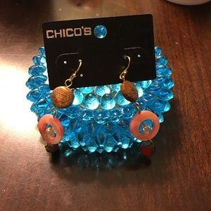 Chicos Gabriella earrings