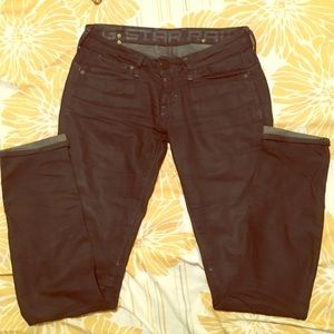 G-Star Denim - G star raw denim jeans