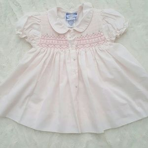 Smocked Carriage Boutiques Dress