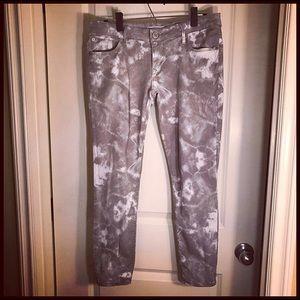 Express Stella Skinny Ankle Jeans