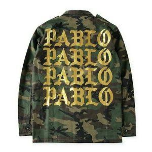 Jackets & Blazers - Pablo Camouflage Jacket