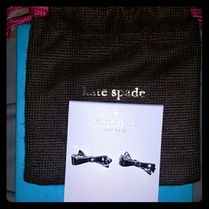 Kate Spade bow earrings  *new*