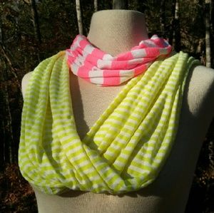 2for1 NEON Infinity Scarf