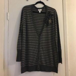 Ann Taylor Loft Cardigan Size XL