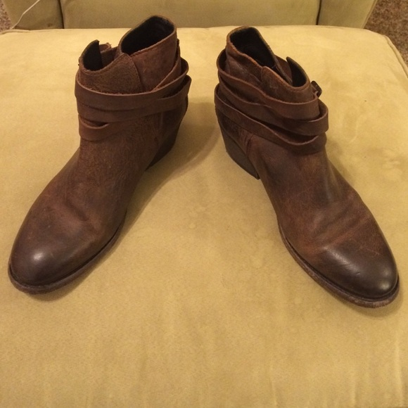76% off H By Hudson Shoes - H by Hudson Horrigan Boots from ...