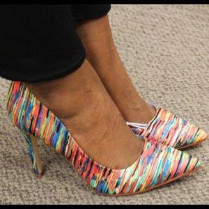 Prabal Gurung for Target Shoes - Prabal Gurung for Target Multicolored Pumps