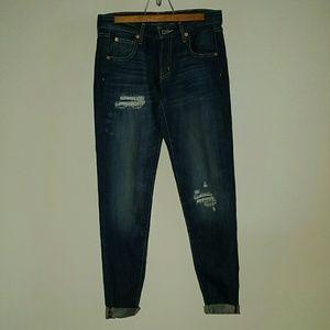 Mossimo Boyfriend Jeans