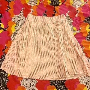 Covington Dresses & Skirts - Polka dot skirt