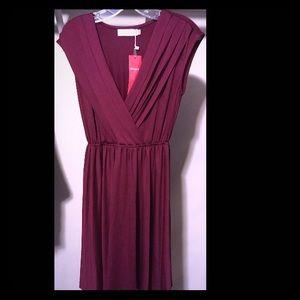 Allegra K Dresses & Skirts - Allegra K Sleeveless Burgundy Dress (M) NWT