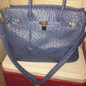 2xist Handbags - Blue tote