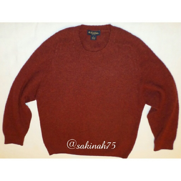 59% off Brooks Brothers Other - Brooks Brothers Men's Wool Sweater ...