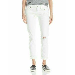 Lucky Brand Denim - Lucky Brand Distressed Boyfriend Jeans White New!