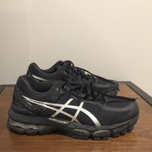 Black Asics Sneakers