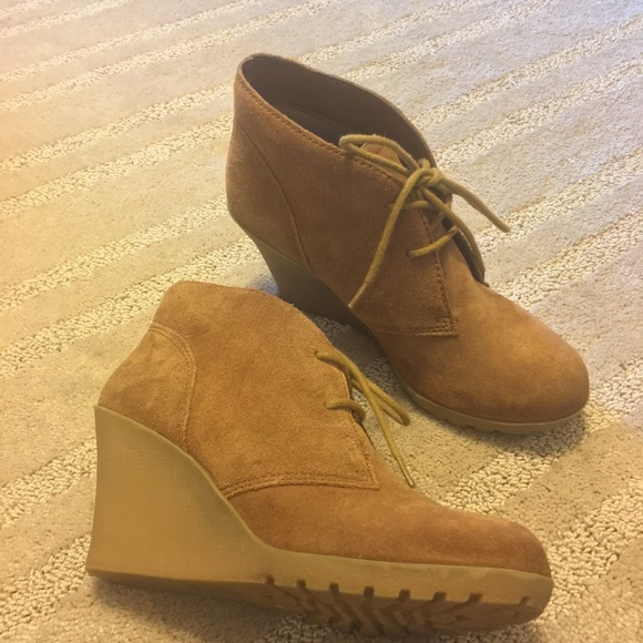 white mountain sale wedge ankle boots from s
