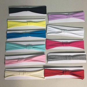 Other - 🎈BOGO 1/2🎈Infant soft stretch headbands. 11!
