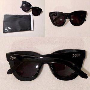 Quay Australia Accessories - Quay Sugar & Spice Black Sunglasses 😍😍😍