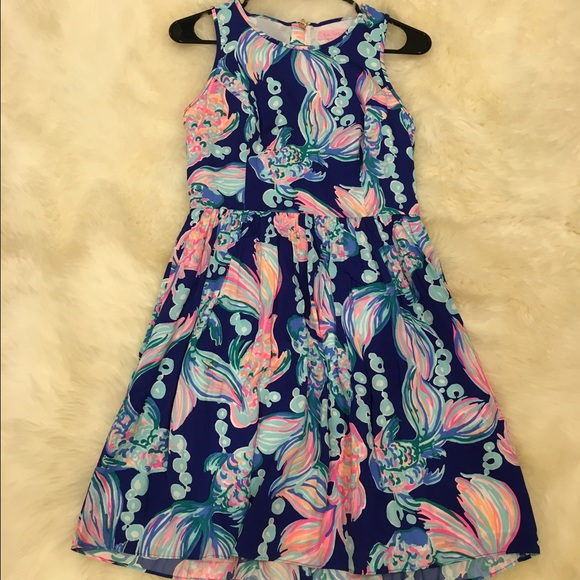 a273954daf5a02 Lilly Pulitzer Dresses | Nwt Kassia Dress | Poshmark