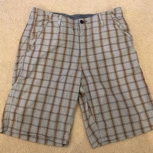 Lucky Brand plaid shorts