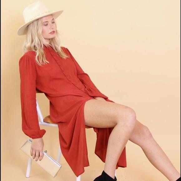 Somedays Lovin Django Midi Dress Boutique