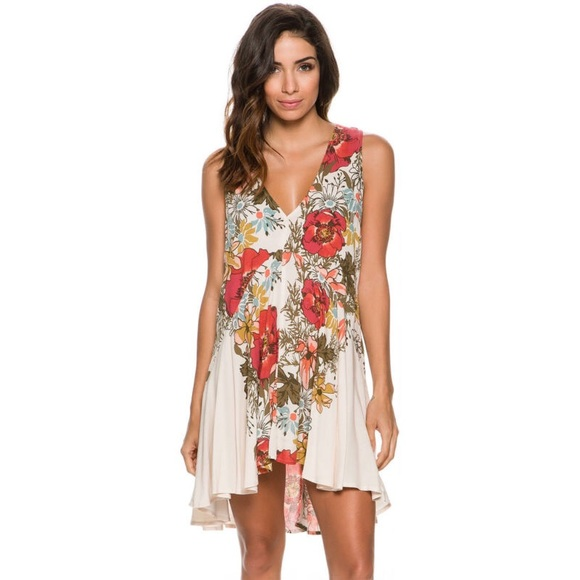 Free People Backyard Party Tunic Reserved