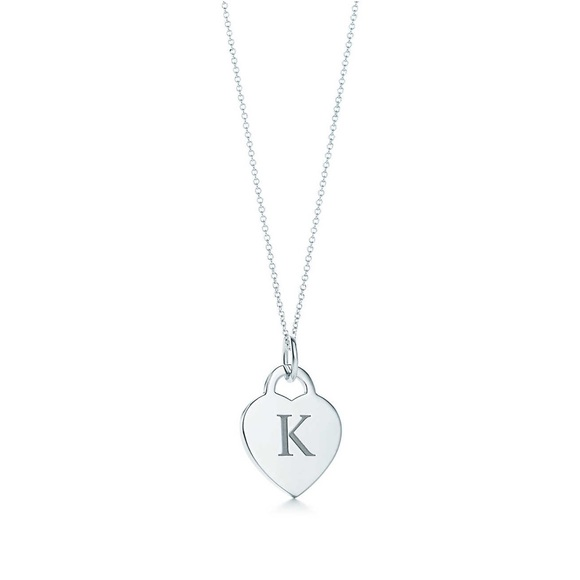 b45f18aa7 Tiffany & Co. Alphabet Heart Tag Letter Necklace. M_582336c3291a3522ae06f715