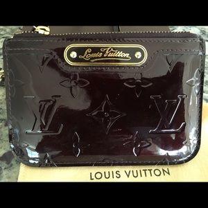 Louis Vuitton cles Amarante