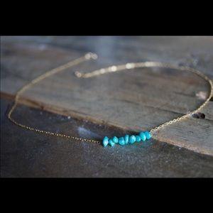 Jewelry - Natural Turquoise Choker