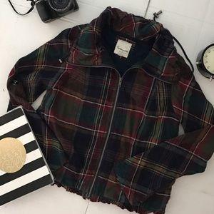 Heritage 1981 plaid jacket sz Small