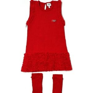 Armani Junior Other - Armani Junior 2pc Girls Set (Dress & Leggings)