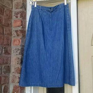 Koret Dresses & Skirts - Jean Skirt