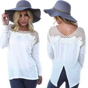 Dainty Hooligan Tops - Fall Sweater