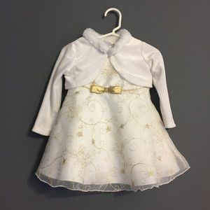 Youngland Other - Youngland Baby Holiday dress