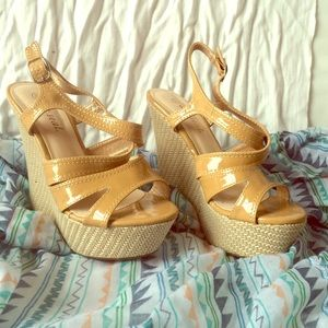 Wet Seal Shoes - Wet Seal size 8 NWT wedges