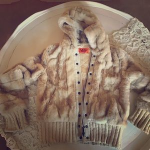 Juicy Couture Fur Jacket!