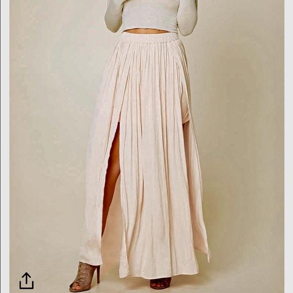ecf362b6a Forever 21 Dresses & Skirts - Forever 21 Contemporary Maxi Skirt