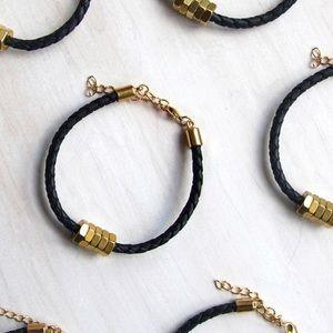 LAST | Honeybee Bracelet - Black