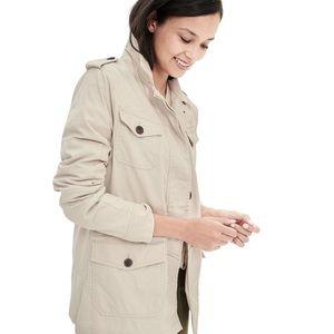 Banana Republic Jackets & Blazers - [Banana Republic]stone military jacket